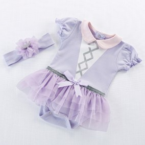 My First Fairy Princess Outfit with Headband Gift Set